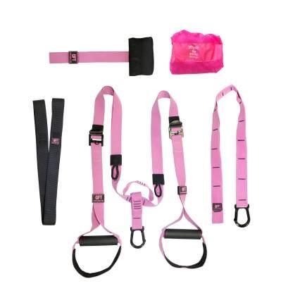 Петли для функционального тренинга PINK UNICORN + профессиональная скакалка
