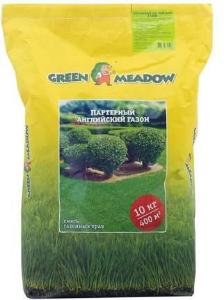 Семена газона Green Meadow Партерный английский газон 10 кг
