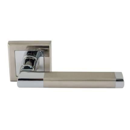 Ручка дверная Нора-М 108К AL мат.хром