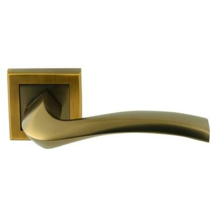 Ручка дверная Нора-М 112К AL мат.кофе