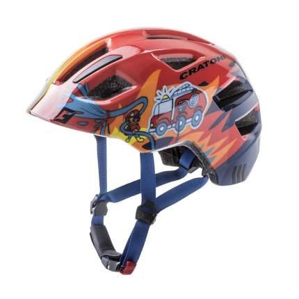 Шлем Cratoni Maxster Red Fireman