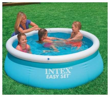 Надувной бассейн Intex Easy Set 28101 183x183x51 см