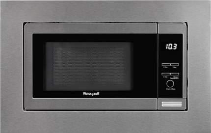 Встраиваемая микроволновая печь Weissgauff HMT-205 Silver