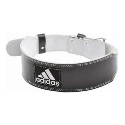 Adidas Пояс тяжелоатлетический (кожа) Adidas ADGB-12236, XXL
