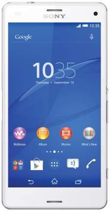 Смартфон Sony Xperia Z3 16Gb White (D6603)