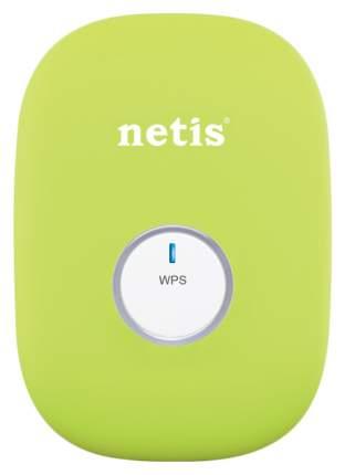Усилитель интернет сигнала Netis E1+ Green