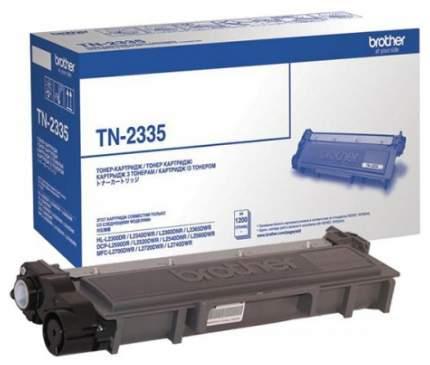 Картридж для лазерного принтера Brother TN-2335, черный, оригинал