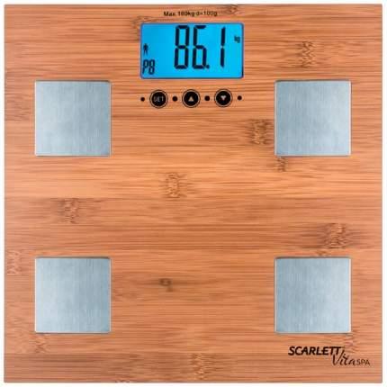 Весы напольные Scarlett SC - BS33ED79