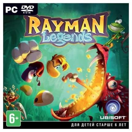 Игра для PC Rayman Legends