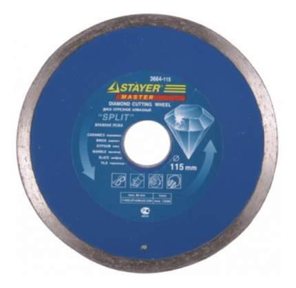 Диск отрезной алмазный по бетону Stayer 3664-200