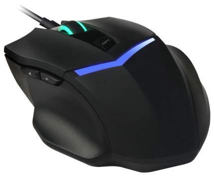 Проводная мышка OKLICK 825G Black