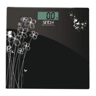 Весы напольные SINBO SBS 4429 черный