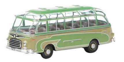 Автобус Schuco Setra S6 green-beige 1:87