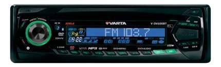 Автомобильная магнитола Varta V-DV800BT
