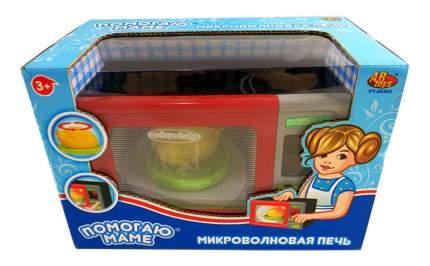 Помогаю маме. микроволновая печь pt-00345