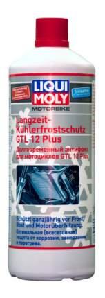 Антифриз LIQUI MOLY Motorbike Langzeit Kuhlerfrostschutz G12+ красный готовый 1л