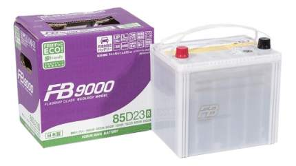 Аккумулятор автомобильный автомобильный Furukawa Battery FB9000 85D23R 70 Ач