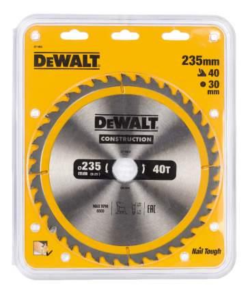 Диск по дереву для дисковых пил DeWALT DT1955-QZ
