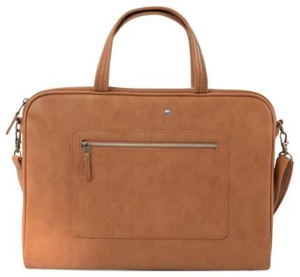"Сумка для ноутбука 14"" Golla Air Handle Sleeve коричневая"