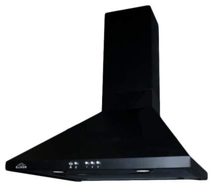 Вытяжка купольная Elikor Вента 60П-650-КЗГ Black