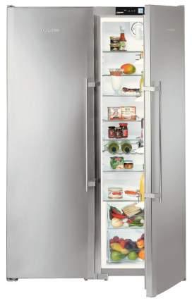 Холодильник LIEBHERR SBSES 7252-24 001 Silver