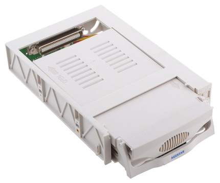 Салазка для HDD 3.5 AGESTAR SR3P(SW)-1F SATA бежевый