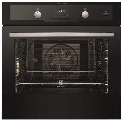 Встраиваемый электрический духовой шкаф Electrolux OPEB4534Z Black