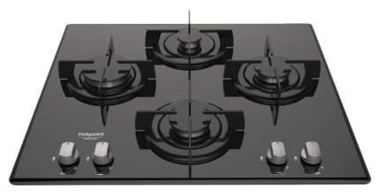 Встраиваемая варочная панель газовая Hotpoint-Ariston 642 DD /HA(BK) Black