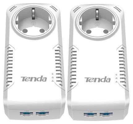 Сетевой адаптер powerline Tenda P1002P Kit 2шт