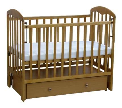 Кровать-маятник детская Фея 328 Медовая