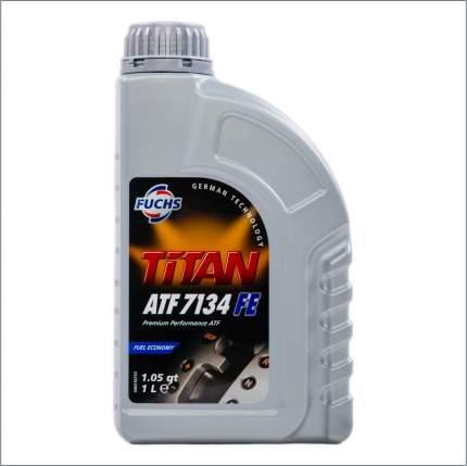 Масло АКППFuchs Titan ATF 7134 FE MB 236.157G 600868611  1 L