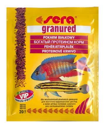 Корм для рыб Sera Vipagran, гранулы, 12 г