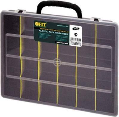 Пластиковый ящик для инструментов FIT 65655