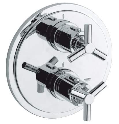 Смеситель для встраиваемой системы Grohe Atrio Ypsilon 19395000 серебристый