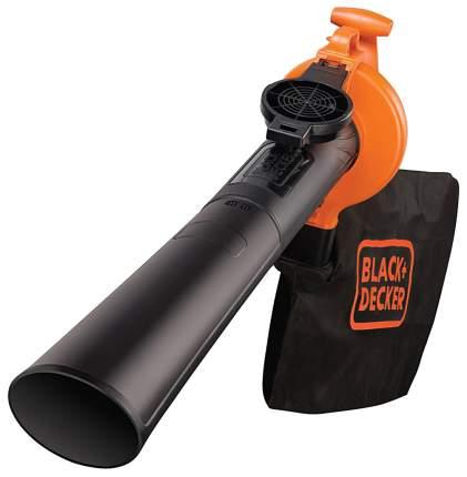 Электрическая воздуходувка-пылесос Black+Decker GW2500-QS