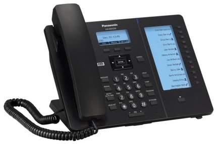 Телефон IP Panasonic KX-HDV230RUB черный