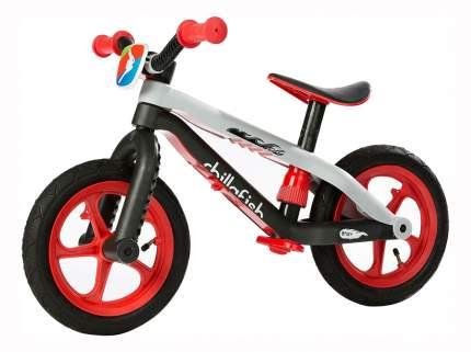 Беговел Chillafish легкий детский в стиле трюкового BMXie Красный