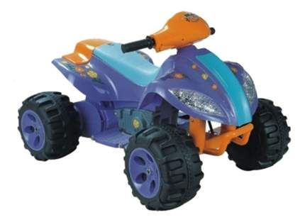 Квадроцикл Игротрейд на аккумуляторе синий