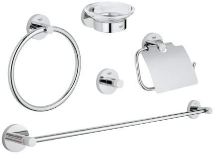 Набор для ванной комнаты Grohe essentials (5 пр.) 40344001