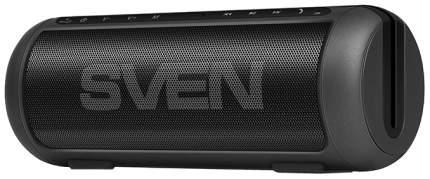 Портативная колонка SVEN PS-250BL, черный