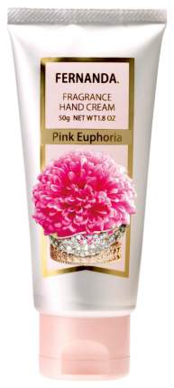 Крем для рук Fernanda Розовая эйфория 50 гр