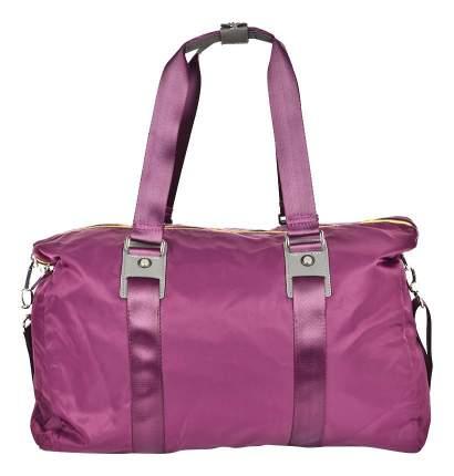 Дорожная сумка Polar П1215-17 фиолетовая 48 x 18 x 35