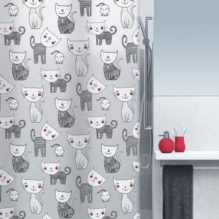Штора для ванной Spirella Mizzy 1015237
