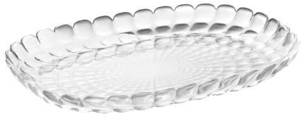 Сервировочный поднос Guzzini Tiffany L Прозрачный