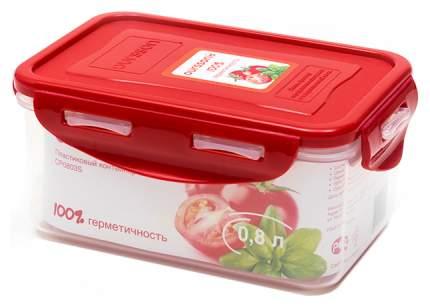 Контейнер для хранения пищи Oursson CP0803S/RD