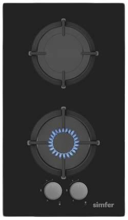 Встраиваемая варочная панель газовая Simfer H30N20B411 Black
