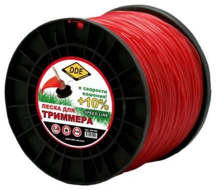 Леска для триммера DDE 644-900