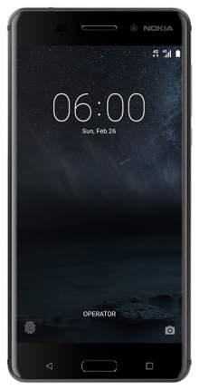Смартфон Nokia 6 DS TA-1021 32Gb Matte Black