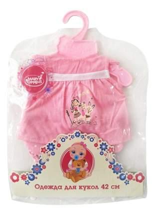 Кофточка и штанишки для кукол Mary Poppins 452058