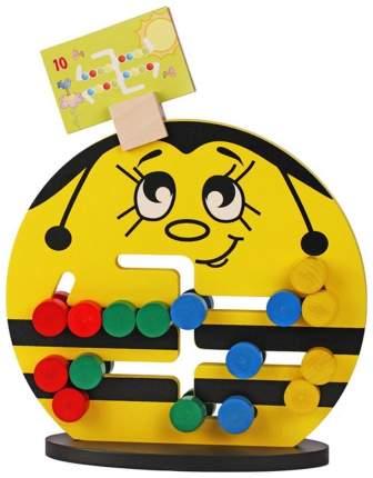 Логические игры Краснокамская игрушка Пчелка ЛИ-04